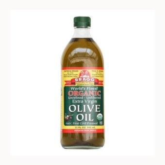 BRAGG Organic Extra Virgin Olive Oil 946 Ml