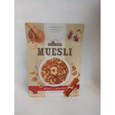 East Bali Cashew Granola Rosella Cinnamon 400 gram