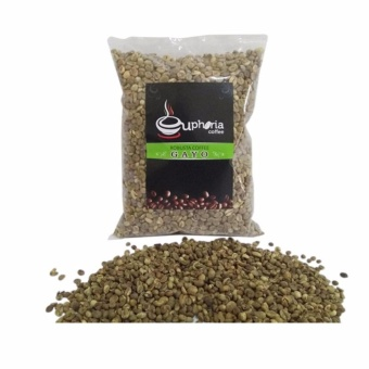 Euphoria Coffee Green Bean Arabica Aceh Gayo 1kg - 2