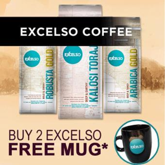 Excelso Java Arabica Coffee 200 gram - Biji - 2