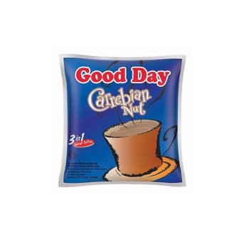 Good Day Kopi Carribean Nut Bag (30 Sachet@20 Gram)