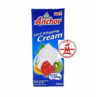 HBT Anchor uht whipping cream 250ml
