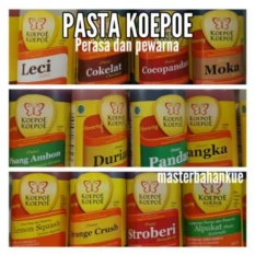 HBT Pasta koepoe 60 ml  Rasa Nangka