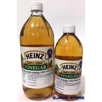 Heinz Apple Cider Vinegar ( Cuka Aple ) 896ml - 2