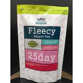 Harga FLEECY BANGLE TEA THAILAND 100% ORIGINAL - SLIMMING TEA / TEH PELANGSING