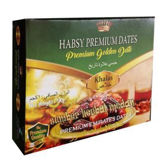 Kurma Khalas Habsy Premium Emirates Dates -1kg ...
