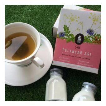 Harga Mama Bear Asi Booster Tea 60 Gram - 1 Box