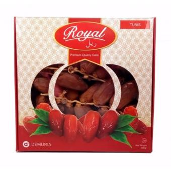 Royal Dates Kurma Tunis 500 gr Korma Favorit Premium - 4