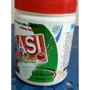 Harga Asi booster tea (Herbal Pelancar Asi)