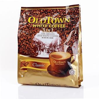 Harga Old Town Classic White Coffee Classic