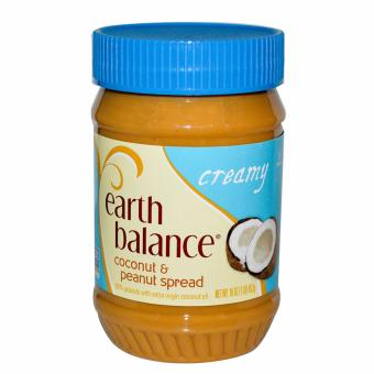 Harga Earth Balance Coconut and Peanut Butter Spread