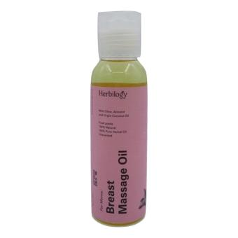 Harga Herbilogy Breast Massage Oil