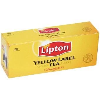 Lipton Yellow Label Tea TB 25 x 2 g