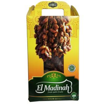 El Madinah Dates Kurma Khalas - 1kg
