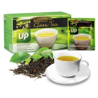Harga CNI Up Green Tea