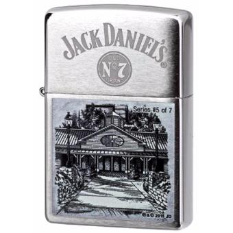 Harga Zippo Limited Edition Original 28894 Jack Daniels Collector Scenes From Lynchburg Series #5 Of 7 Made In USA