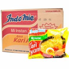 Indomie Rasa Kari Ayam 1 Karton (40 bungkus)