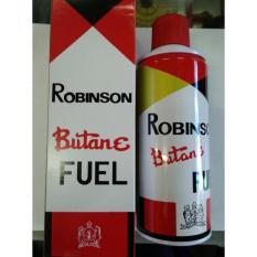 Isi Ulang Gas Ukuran Besar // Refill Korek Gas // Butane Fuel Robinson 220 Gram