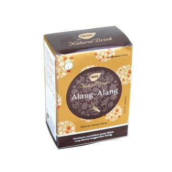 Jamu IBOE - IBOE Natural Drink Alang Alang 5 dos @5 sachet