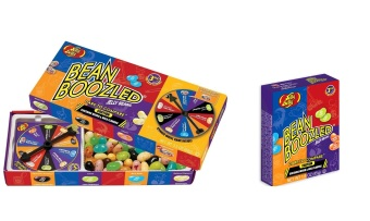 Jelly Belly Bean Boozled Spinner + Refill - 1 Paket