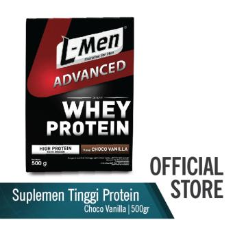 L-Men Hi Protein Whey Advanced Choco Vanilla 500 g