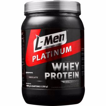 L-MEN Platinum Whey Protein Choco Latte 1000 Gr