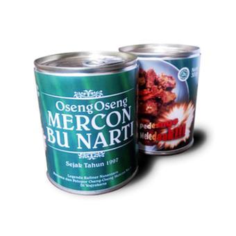 Makanan Kuliner Khas Jogja Oseng-Oseng Mercon Bu Narti