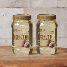 Minyak Kelapa Mezzaluna 2 botol x 485ml 100% Coconut Oil