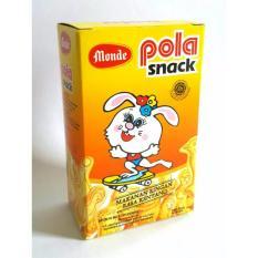 Monde Pola Snack - Makanan Ringan Rasa Kentang - 25 gram