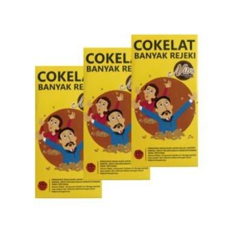 Harga Dan Spesifikasi Ymchoco Paket Coklat Bar I Love Batu 6pcs Source · Nibs Coklat Bar
