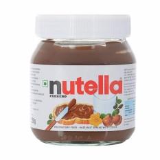 Nutella Hazelnut Spread with Cocoa [350 g]