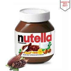 Nutella Hazelnut Spread with Cocoa Selai 200gr - Olive