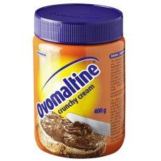 Ovomaltine Crunchy Cream Spread 400gr
