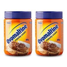 Promo - Ovomaltine Crunchy Cream 380 gr - 2 Jar