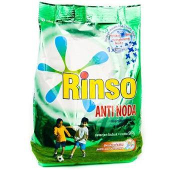 Rinso Sabun Cuci Detergent Anti Noda 900 Gr