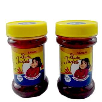 Sambal Acan Bude Judes (2 botol)