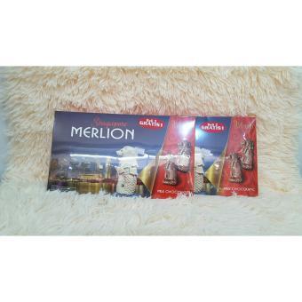 singapore merlion chocolate beli 2 gratis 1