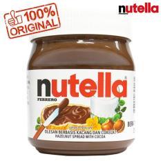 TSH Nutella 350 gram Selai Cokelat Nutela Coklat 350 gr ferrero Original