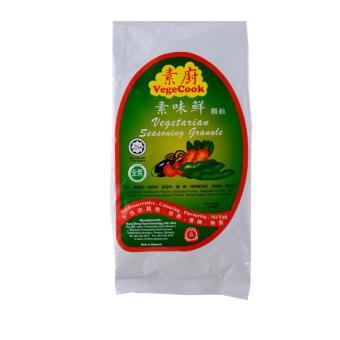 Vege Cook / Vegetarian Seasoning Granula - Non MSG - Kaldu Bumbu Sayur 500 Gram