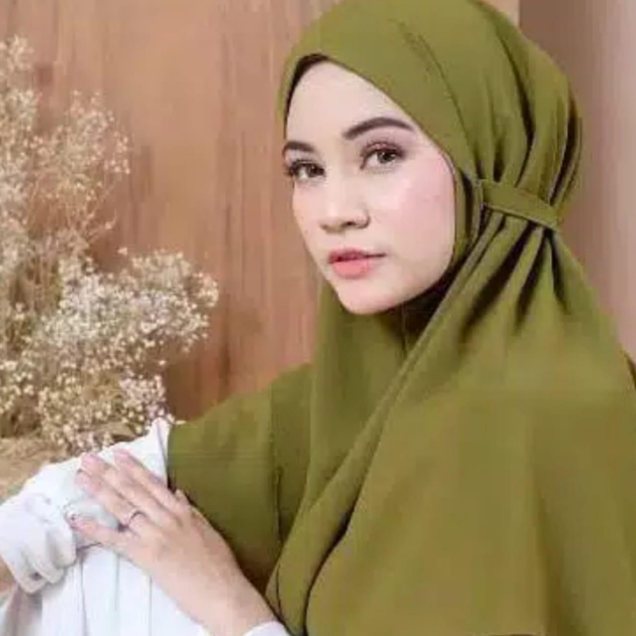 Maryam Bergo Kerudung Muslim Termurah Kerudung Terbaru 2020 Lazada Indonesia