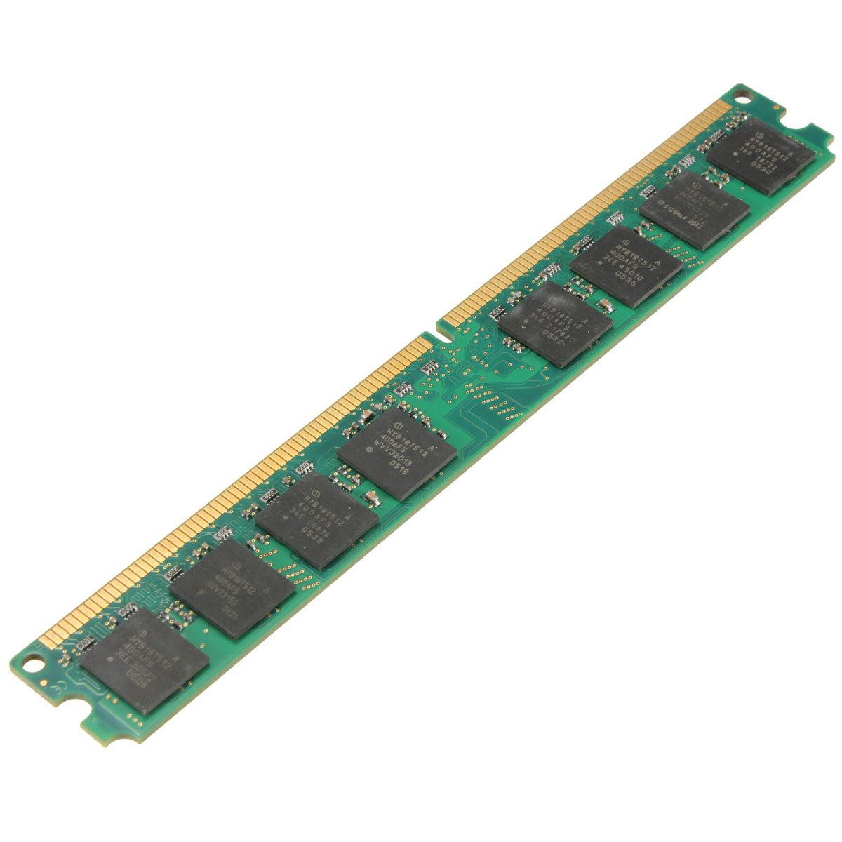 1 GB DDR2 PC2-5300 667 mhz PC desktop DIMM memori memukul .