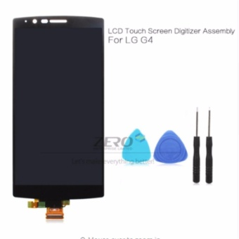 100% Original Tested LCD Display Digitizer For LG G4 Touch ScreenAssembly Replacement Parts For LG G4 Dual SIM