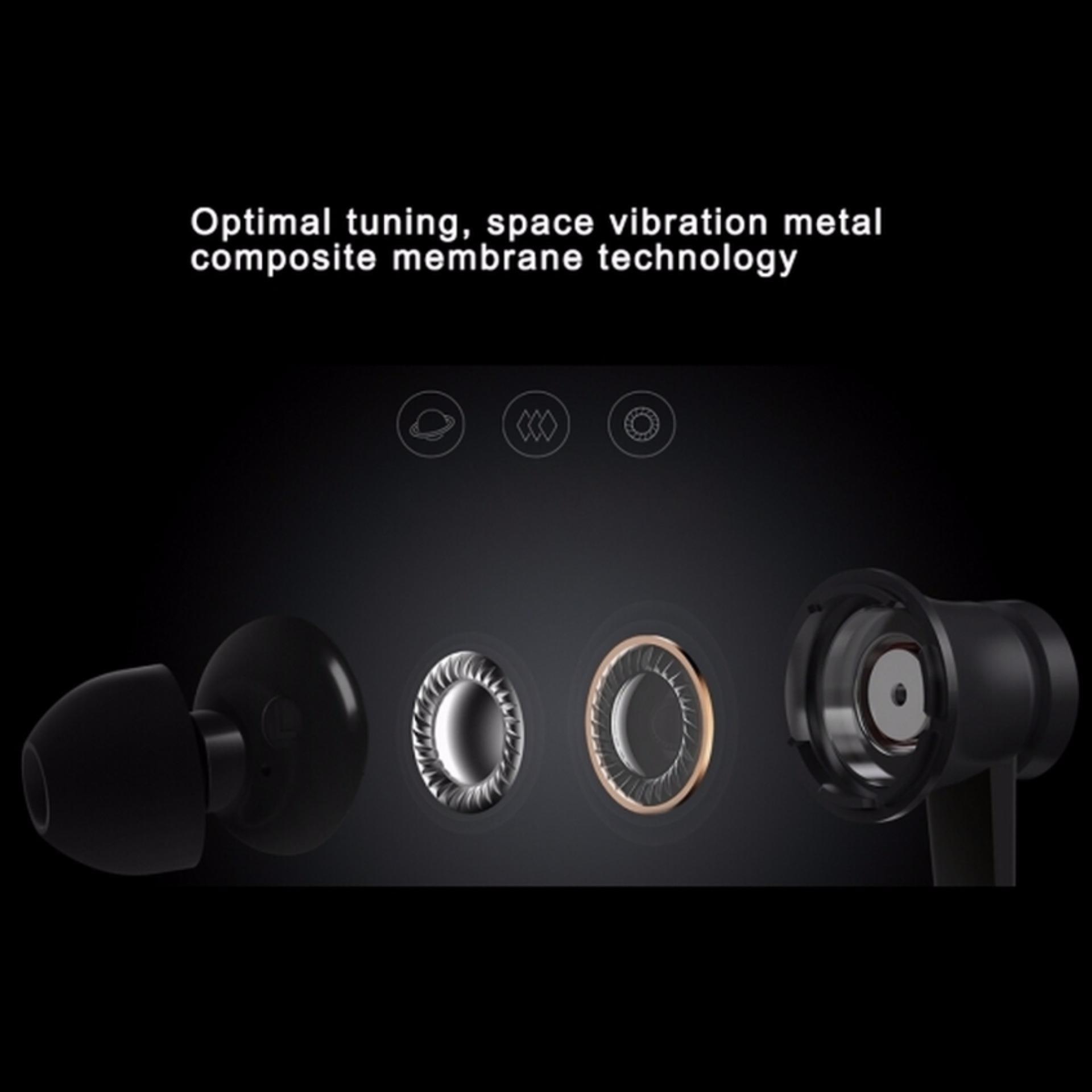 ... 100% Xiaomi In Ear Piston Mi Original 3rd Gen In EarHandsfree/Headset + Bonus ...