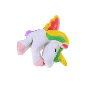 ... 10cm Unicorn Squishy Slow Rising Cute Doll Squeeze Toy Collectibles Whole - intl - 5