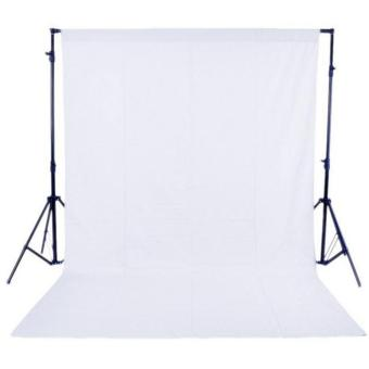 1.6 x 3M / 5 x 10FT Photography Studio Non-woven Backdrop / Background Screen White Outdoorfree - intl