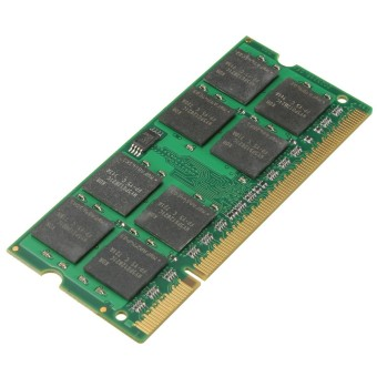 1GB DDR2 PC2-6400 800MHz Non-ECC Notebook Laptop PC DIMM .