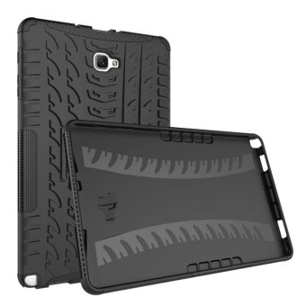 2-in-1 Shockproof Stand Cover Case for Samsung Galaxy Tab A A6 10.12016 P580 P585(S Pen Version) - intl - 5