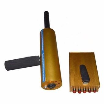 2016 AKS Handhold 3D Professional Metal/Gold Detector Long Range Diamond Finder Gold - intl