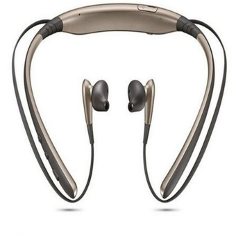 2017 Hot Sale Sports Stereo Bluetooth Headset New Level U BG920 Wireless Headphone for Samsung S7 S8 Edge Note7 Iphone All Mobil - intl