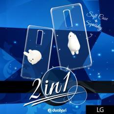 2in1 SQUISHY SQUISHY + Soft Case LG Casing Case Silikon LG Stylus 2